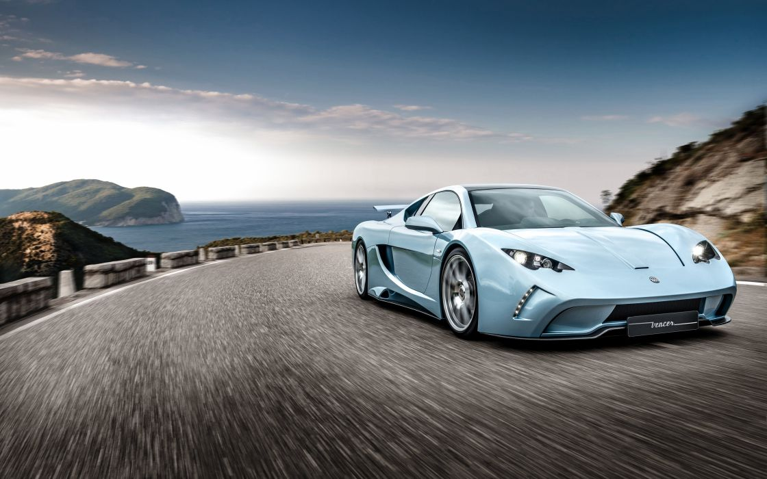 2014 Vencer Sarthe supercar wallpaper