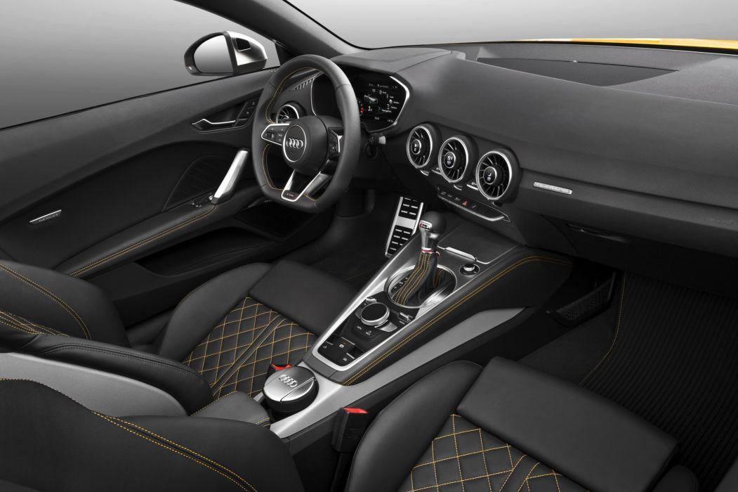 2014 Audi TTS Roadster (8-S) wallpaper