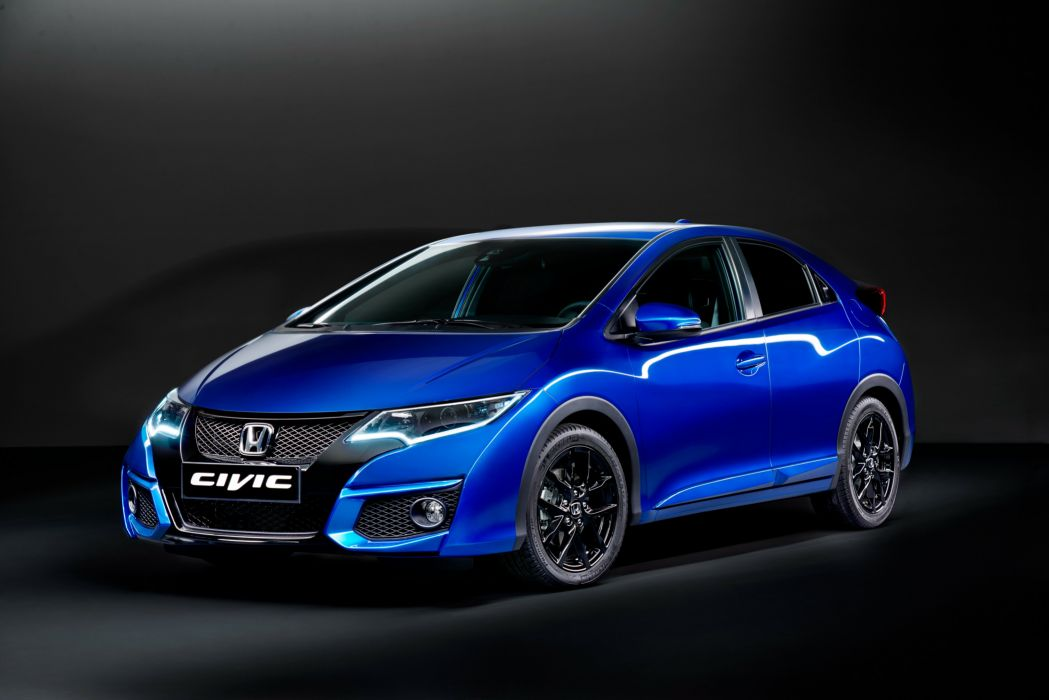 2014 Honda Civic Sport wallpaper