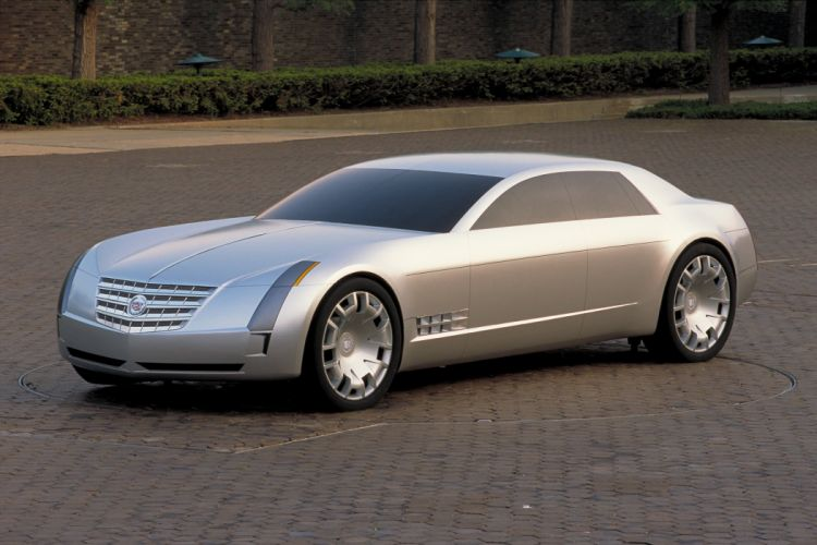 2003 Cadillac Sixteen Concept Proposal luxury wallpaper