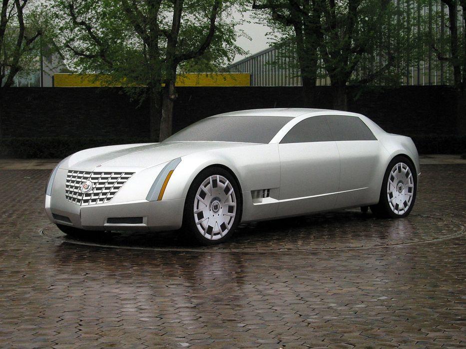 2003 Cadillac Sixteen Concept Proposal luxury wallpaper