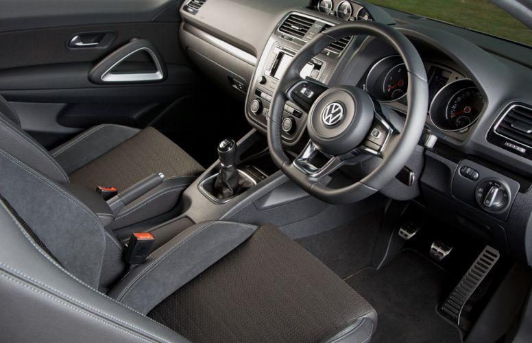 2014 Volkswagen Scirocco TDI UK-spec wallpaper