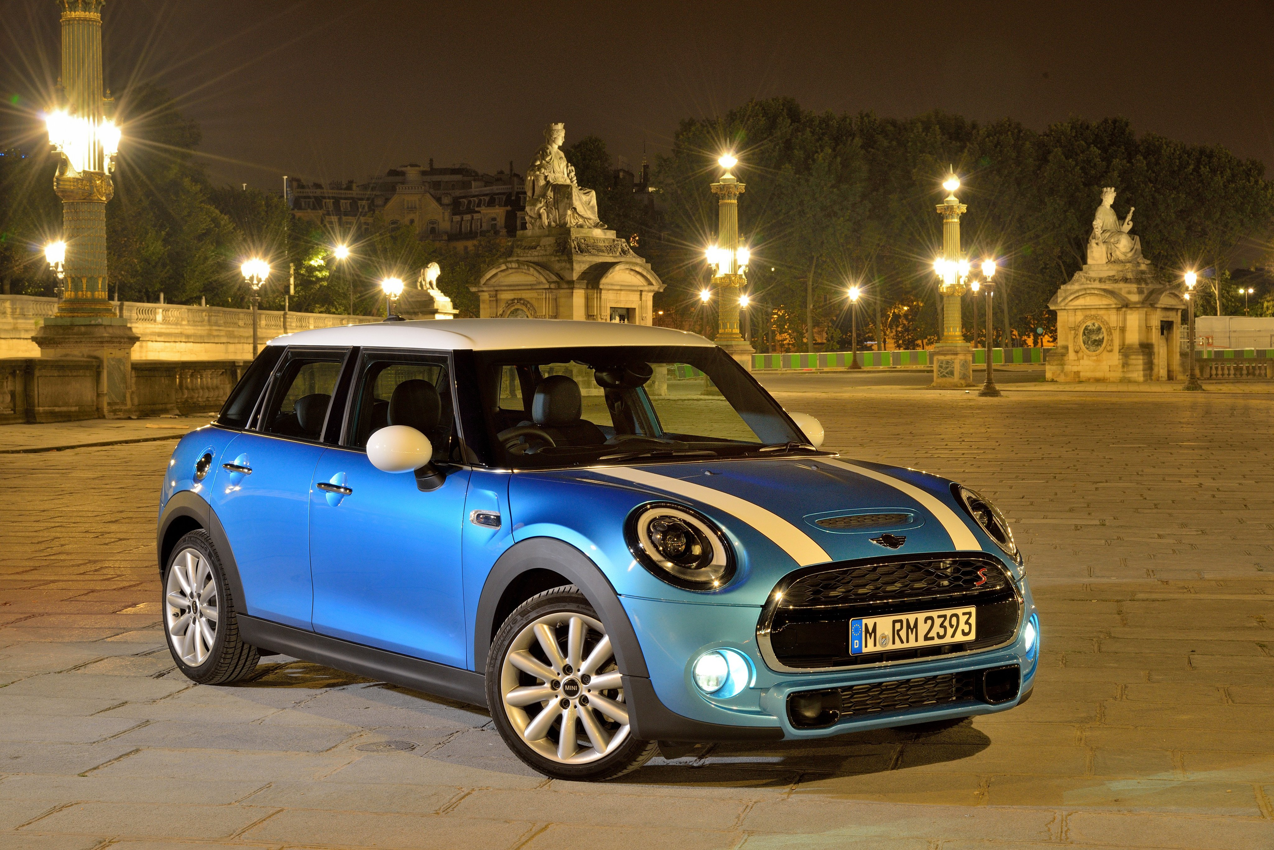 2014 Mini Cooper S D 5 Door F56 Wallpaper 4096x2733