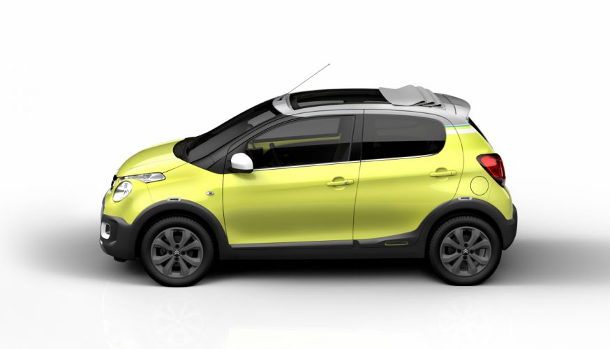2014 Citroen C1 Urban Ride Concept wallpaper