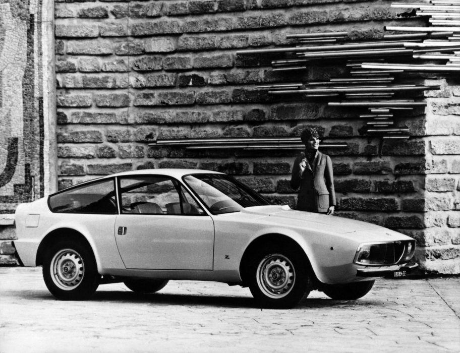1969-72 Alfa Romeo G-T 1300 Junior-Z (105) classic wallpaper