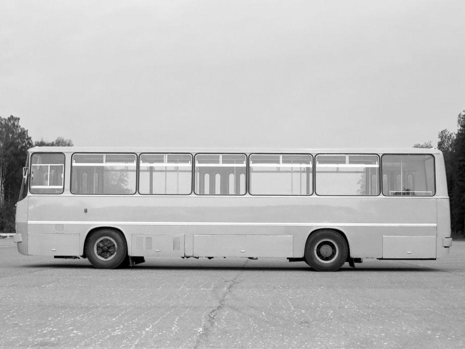 1971 Ikarus 260 Prototype bus transport wallpaper