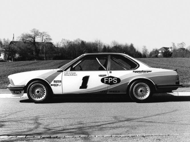 1983-86 BMW 635 CSi ETCC (E24) race racing wallpaper