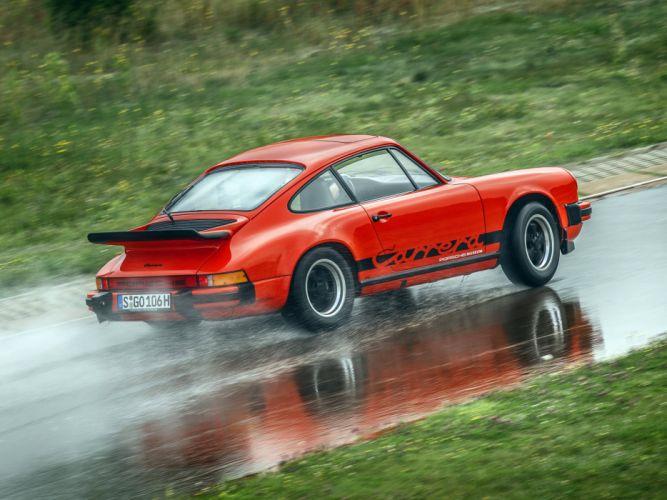 1974-75 Porsche 911 Carrera Coupe (911) classic wallpaper
