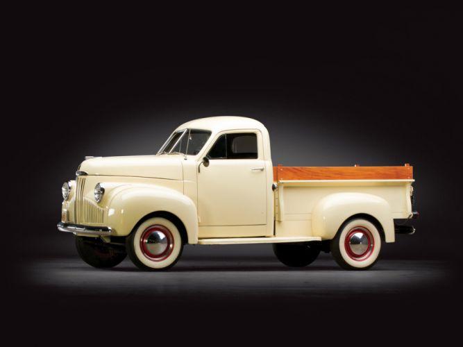 1947 Studebaker M-5 Pickup retro wallpaper