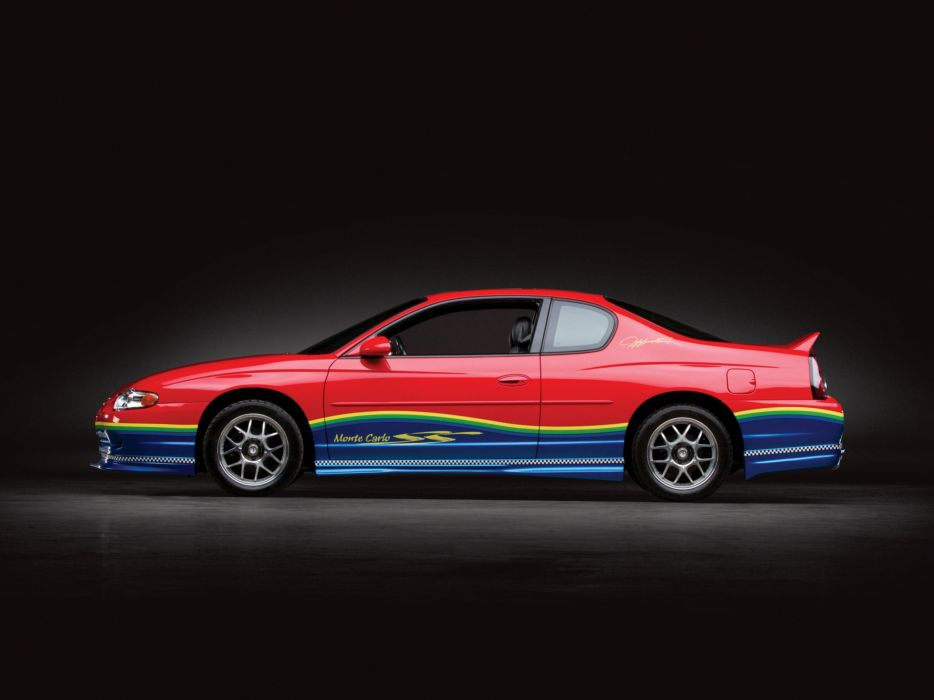 2000 Chevrolet Monte Carlo S Jeff Gordon Edition Muscle Wallpaper