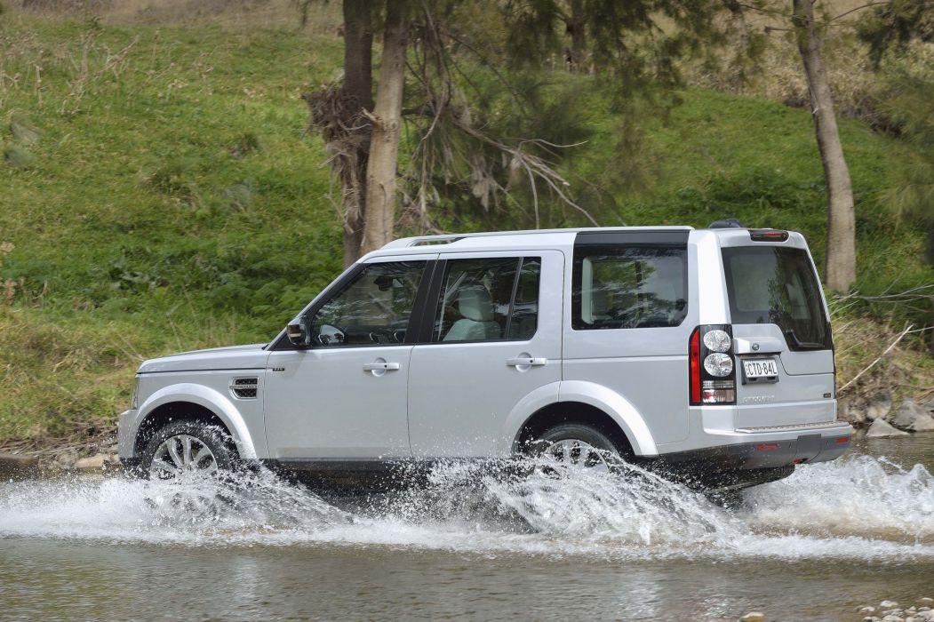 2014 Land Rover Discovery XXV AU-spec suv luxury 4x4 wallpaper