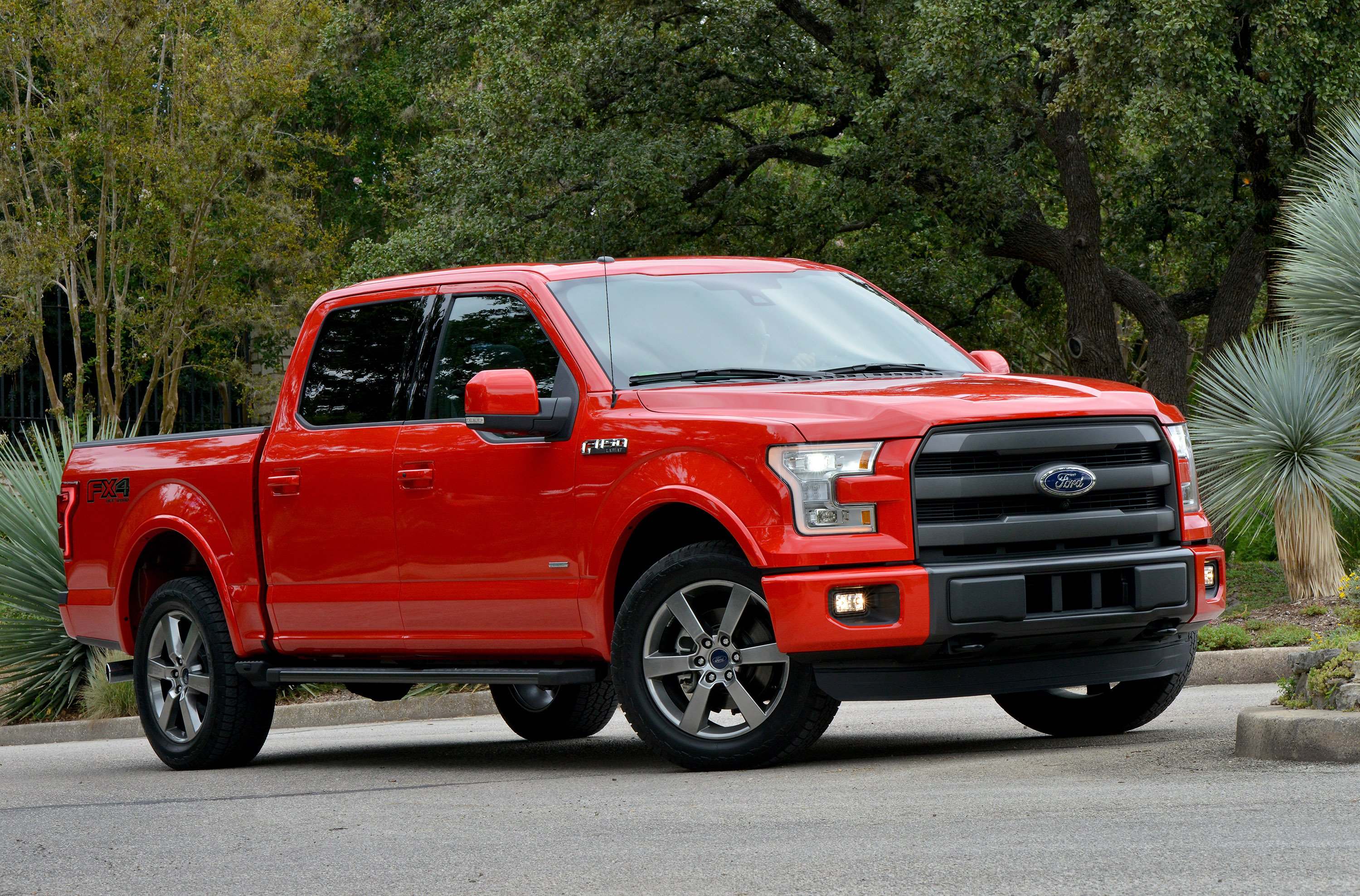 2015 Ford F-150 XLT SuperCrew pickup f150 wallpaper ...