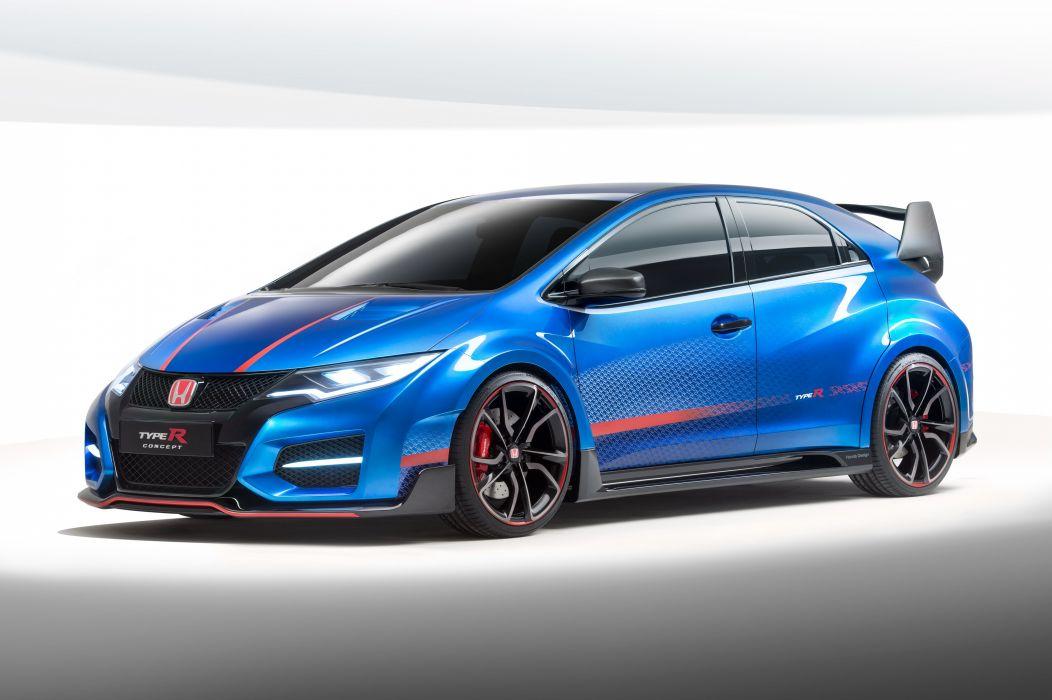 2014 Honda Civic Type-R Concept-II wallpaper