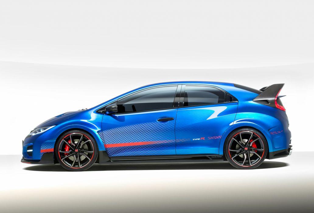 2014 Honda Civic Type R Concept Ii Wallpaper 4096x2779 465057