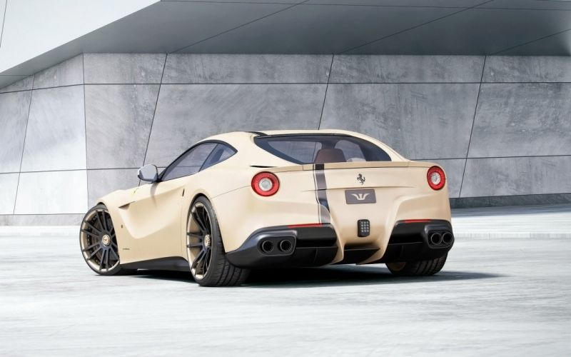 2014 Wheelsandmore Ferrari La Famiglia FIWE supercar tuning f12 wallpaper
