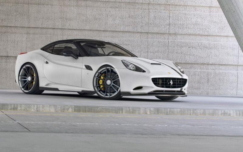 2014 Wheelsandmore Ferrari La Famiglia FIWE supercar tuning california wallpaper