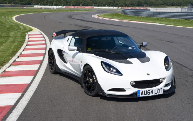 2015 Lotus Elise S-Cup supercar cup wallpaper