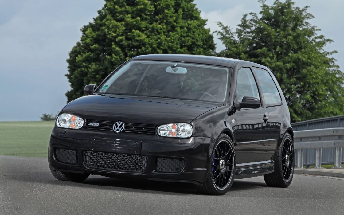2014 HPerformance Volkswagen Golf I-V R32 tuning wallpaper