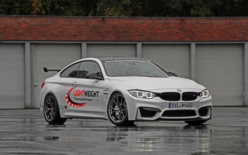 2014 LightWeight BMW L-W M-4 tuning wallpaper