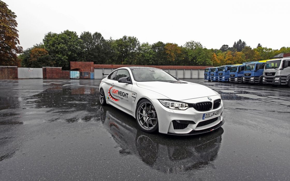 2014 LightWeight BMW L-W M-4 tuning wallpaper