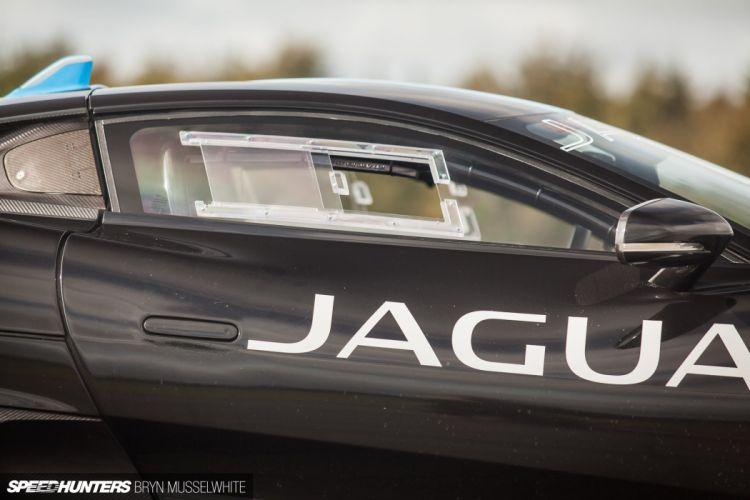 Hybrid Hypercar Jaguar supercar prototype race racing wallpaper