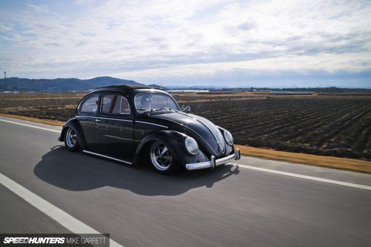 Volkswagen socal lowrider tuning wallpaper