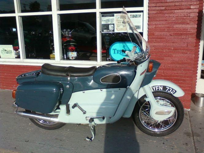 ARIEL LEADER motorcycle motorbike bike d wallpaper