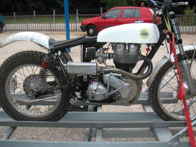 ARIEL HT3 motorcycle motorbike bike wallpaper