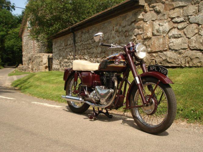 ARIEL HUNTMASTER motorbike motorcycle bike wallpaper