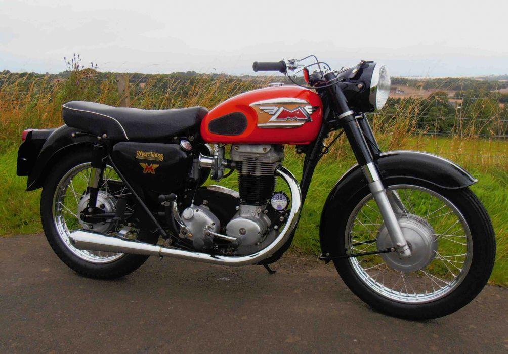 MATCHLESS 350 G-3 motorbike motorcycle retro bike wallpaper