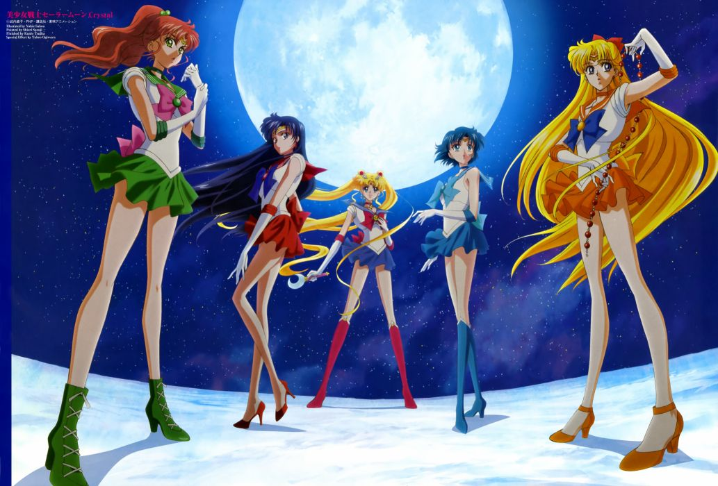 aino minako heels hino rei kino makoto mizuno ami sailor moon sailor moon crystal sakou yukie wallpaper