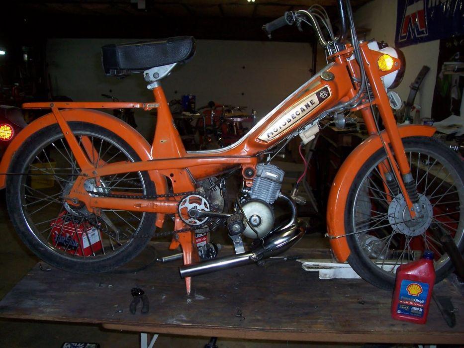MOTOBECANE bike motorbike motorcycle wallpaper