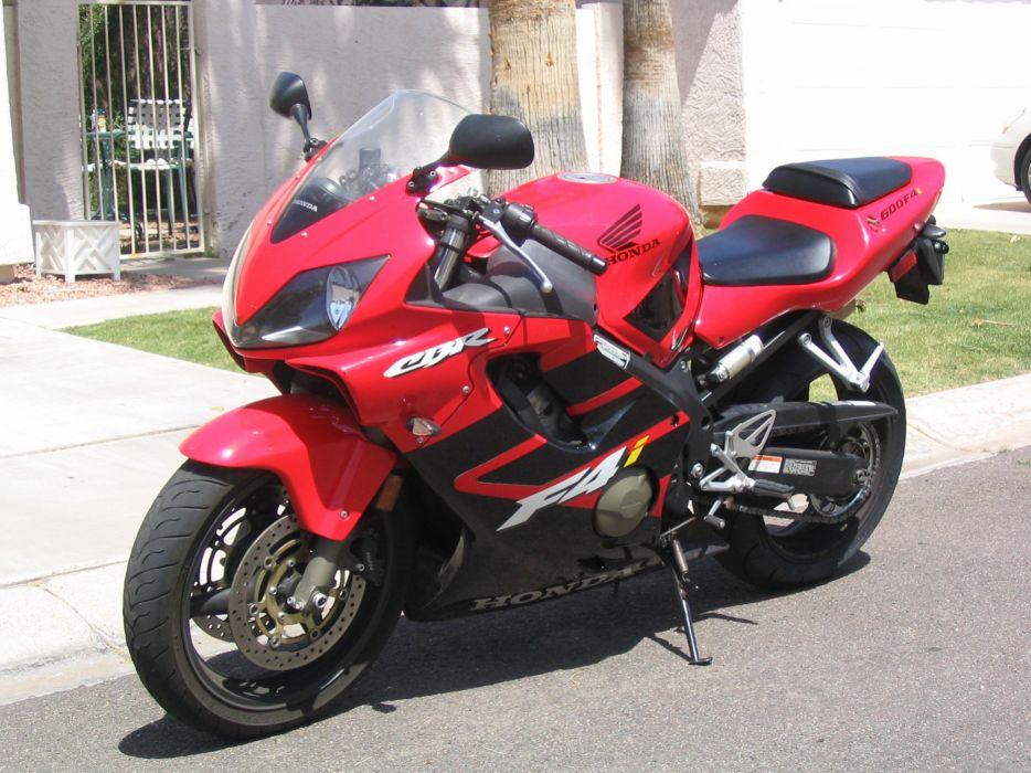 Honda Cbr 600 F4i Motorvike Motorcycle Bike D Wallpaper 2048x1536