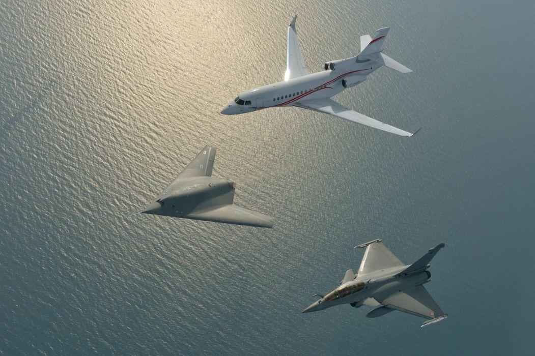 Dassault Falcon 7x Dassault Rafale Dassault Neuron