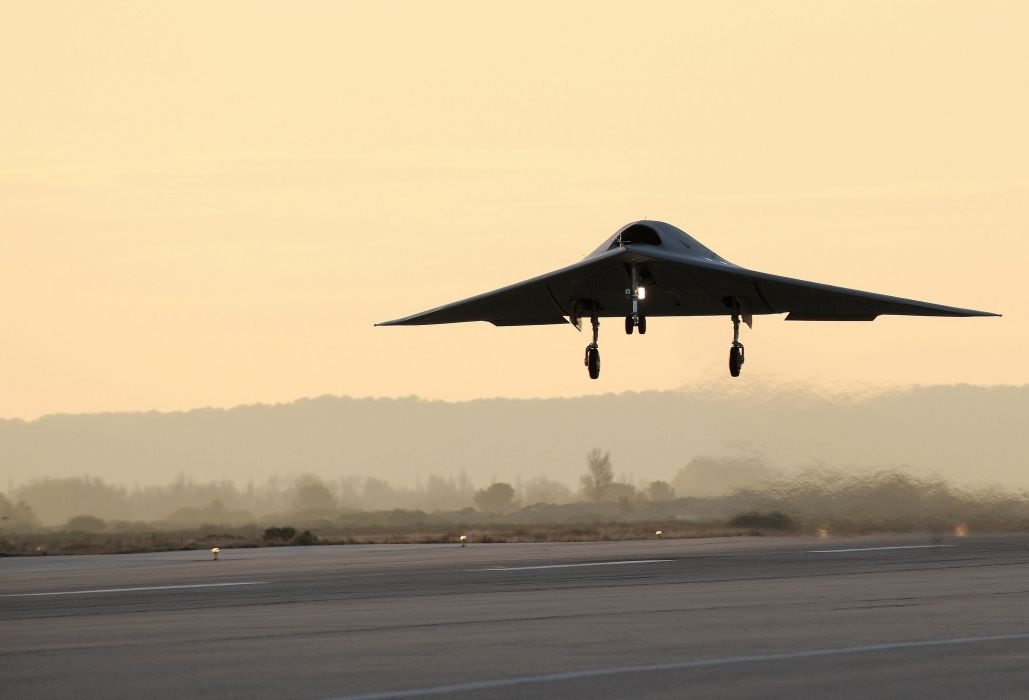 Drone Dassault nEUROn wallpaper