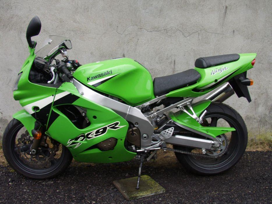 KAWASAKI ZX-9R NINJA motorbike motorcycle bike wallpaper
