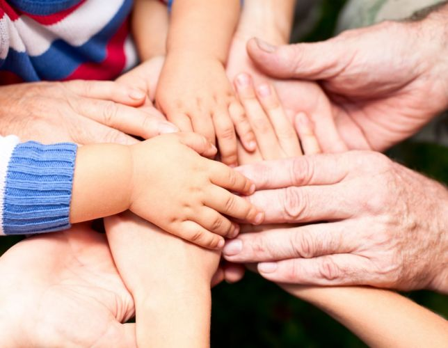 people hand mood baby family wallpaper