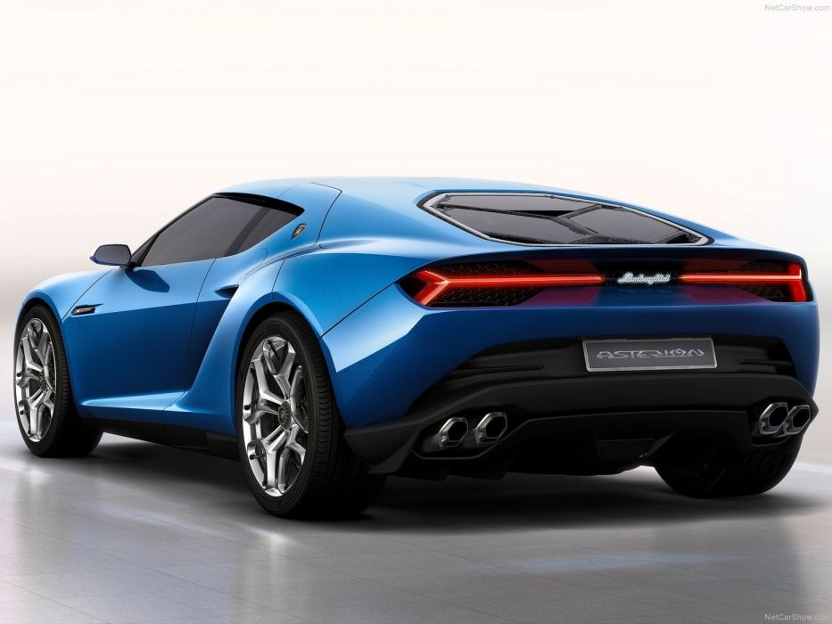 Lamborghini Asterion LPI910-4 Concept 2014 wallpaper