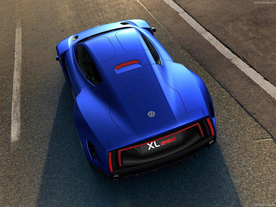 Volkswagen XL-Sport Concept 2014 cars wallpaper