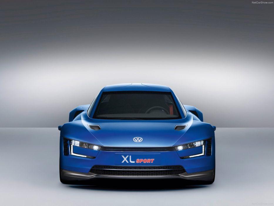 Volkswagen XL-Sport Concept 2014 cars wallpaper