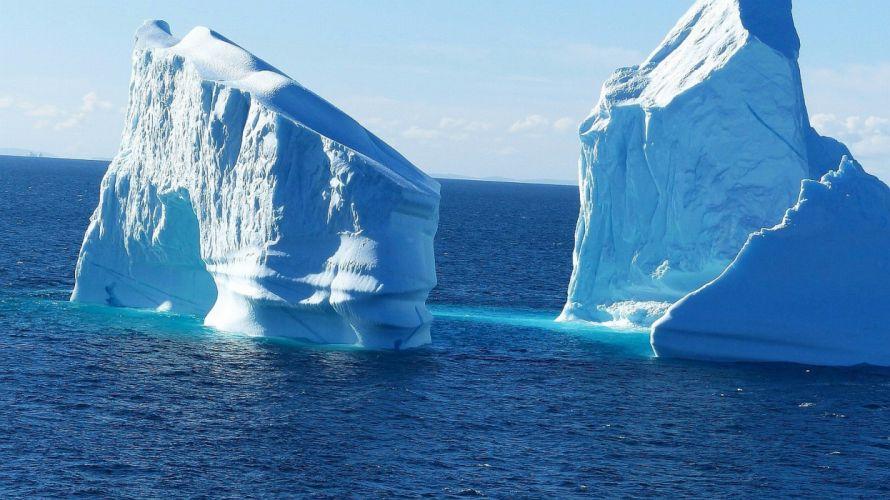 Greenland Discobay wallpaper