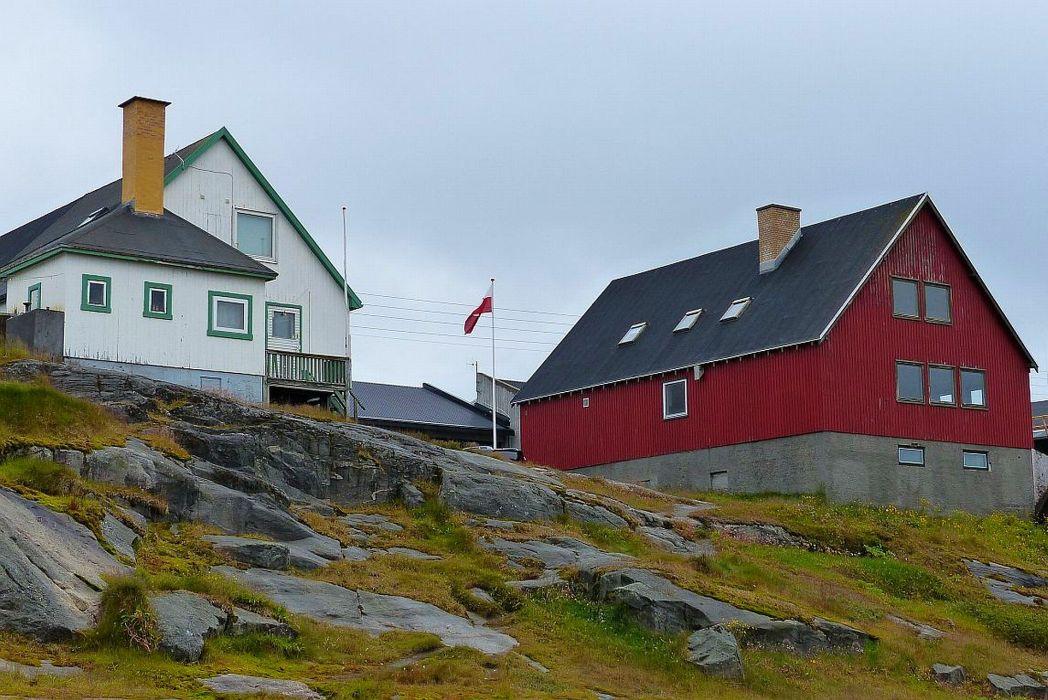Greenland Nuuk  wallpaper