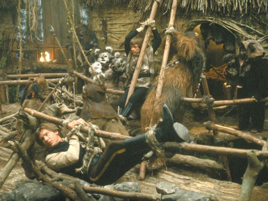 Star Wars tv show movie entertainment sci fi fantasy characters television serie wallpaper