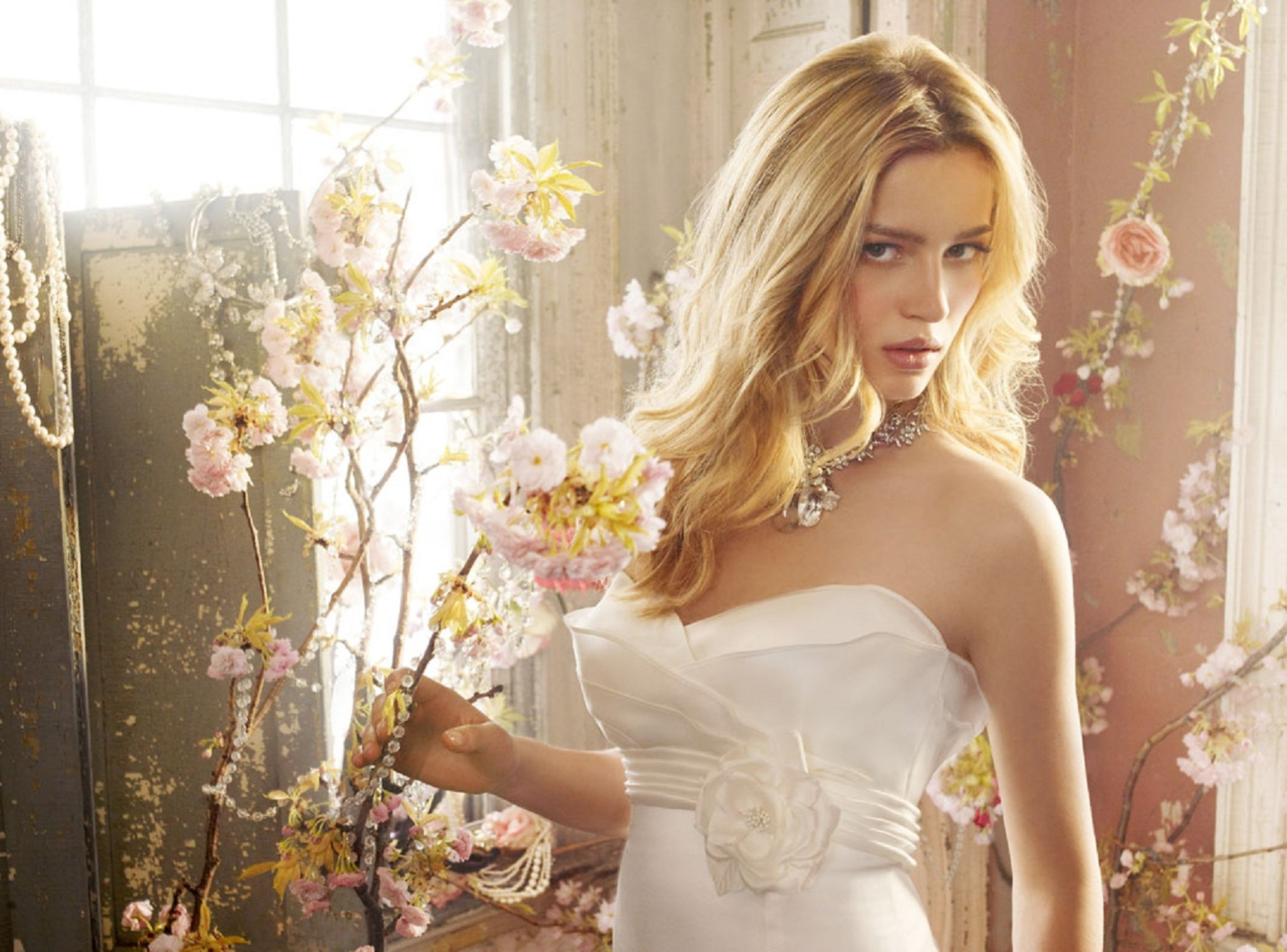 Isn't even Bride is pretty and