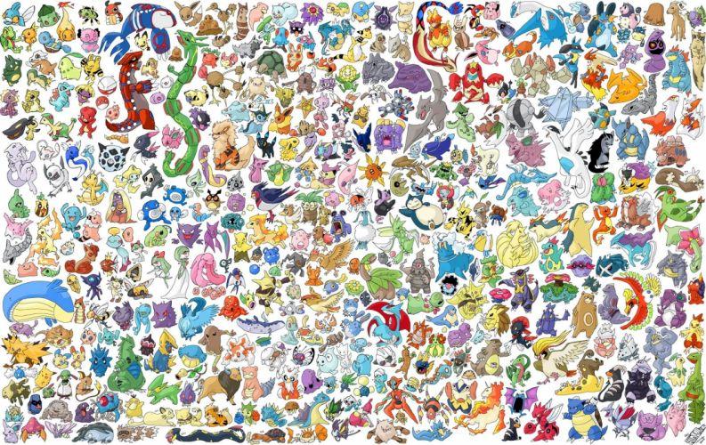 pokemon all anime wallpaper