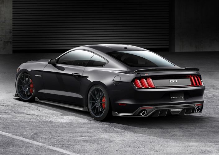 Hennessey HPE700 Supercharged Mustang tuning cars wallpaper