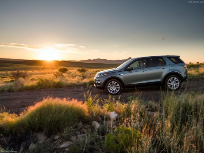 2015 discovery Land rover Sport suv wallpaper
