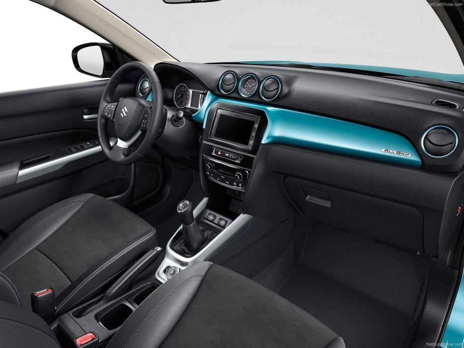 Suzuki Vitara suv 2015 cars wallpaper