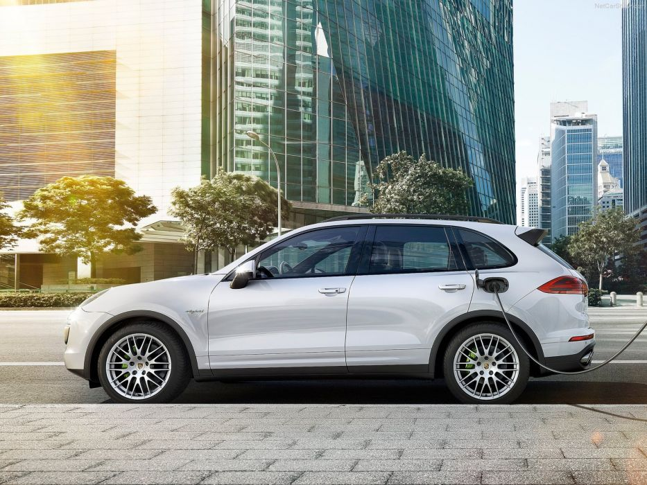 Porsche Cayenne 2015 suv cars wallpaper