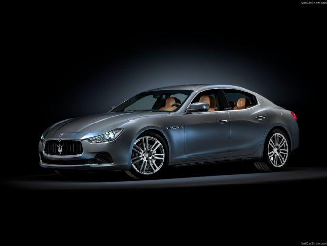 Maserati Ghibli Ermenegildo Zegna Edition Concept 2015 cars wallpaper